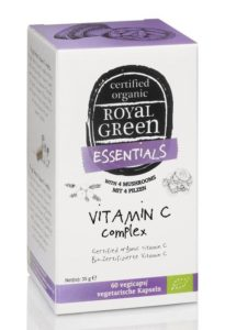 Royal Green Bio Vitamím C komplex 60 tablet