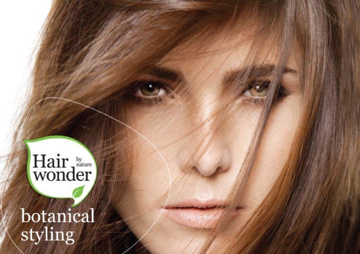 Hairwonder prirodni stylingova rada